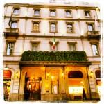 Il letto e gli arredi della camera d'albergo in cui Giuseppe Verdi morì, sono conservati e visitabili a Villa Verdi Sant'Agata