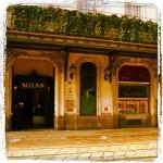 Fu qui che Verdi visse a lungo, ospitato dal Teatro alla Scala, durante il suo più importante periodo milanese.